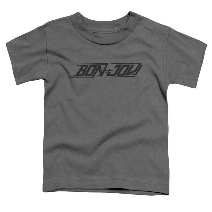 Bon Jovi - New Logo Short Sleeve Toddler Tee - Special Holiday Gift