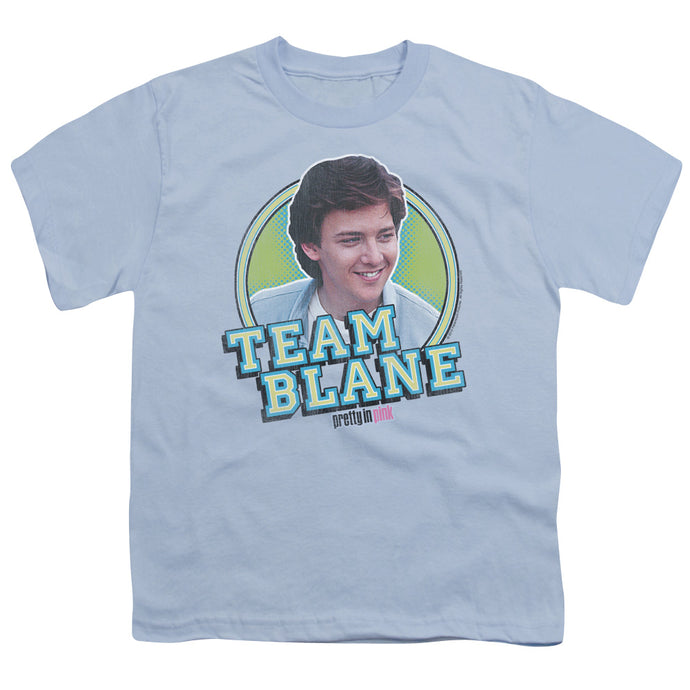 Pretty In Pink - Team Blane Short Sleeve Youth 18/1 Tee - Special Holiday Gift