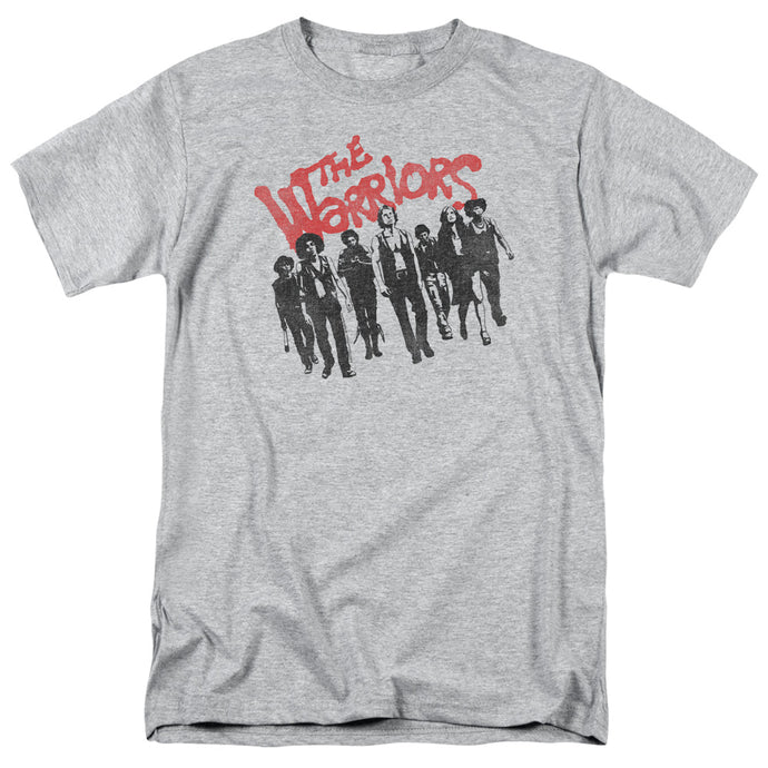 Warriors - The Gang Short Sleeve Adult 18/1 Tee - Special Holiday Gift