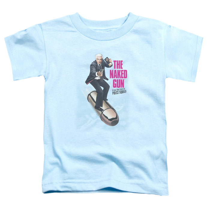 Naked Gun - Bullet Short Sleeve Toddler Tee - Special Holiday Gift