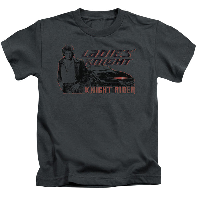 Knight Rider - Ladies Knight Short Sleeve Juvenile 18/1 Tee - Special Holiday Gift