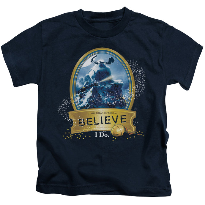 Polar Express - True Believer Short Sleeve Juvenile 18/1 Tee - Special Holiday Gift
