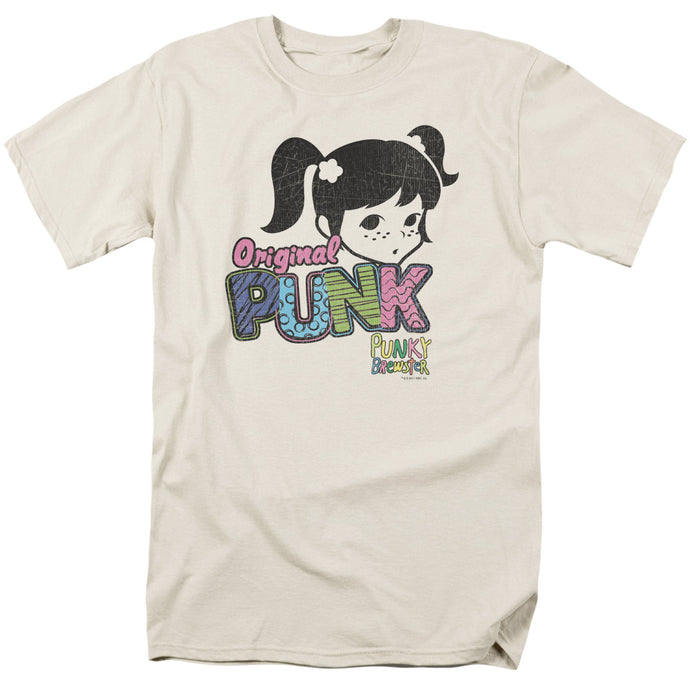 Punky Brewster - Punk Gear Short Sleeve Adult 18/1 Tee - Special Holiday Gift