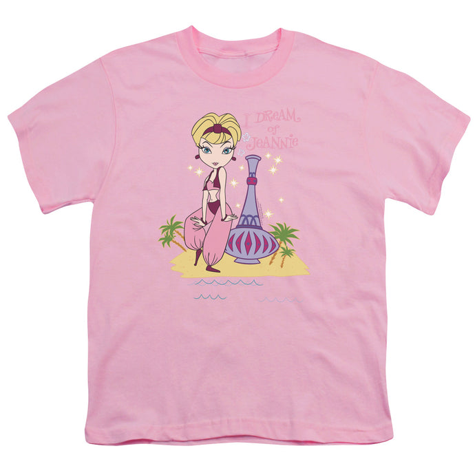 I Dream Of Jeannie - Island Dance Short Sleeve Youth 18/1 Tee - Special Holiday Gift