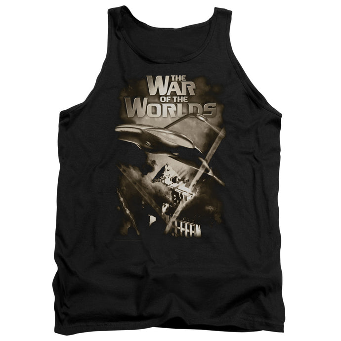 War Of The Worlds - Death Rays Adult Tank - Special Holiday Gift