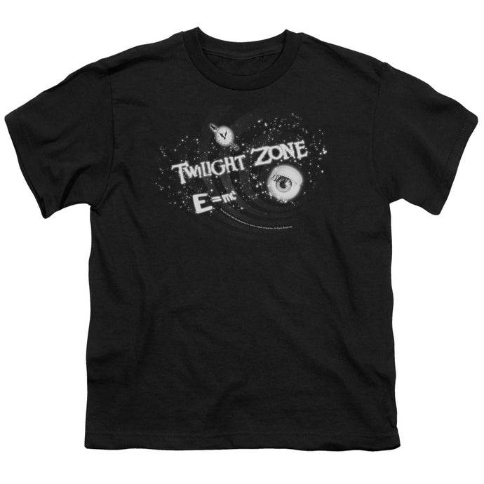 Twilight Zone - Another Dimension Short Sleeve Youth 18/1 Tee - Special Holiday Gift
