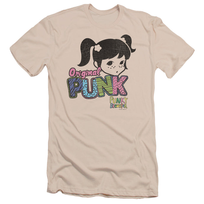 Punky Brewster - Punk Gear Short Sleeve Adult 30/1 Tee - Special Holiday Gift