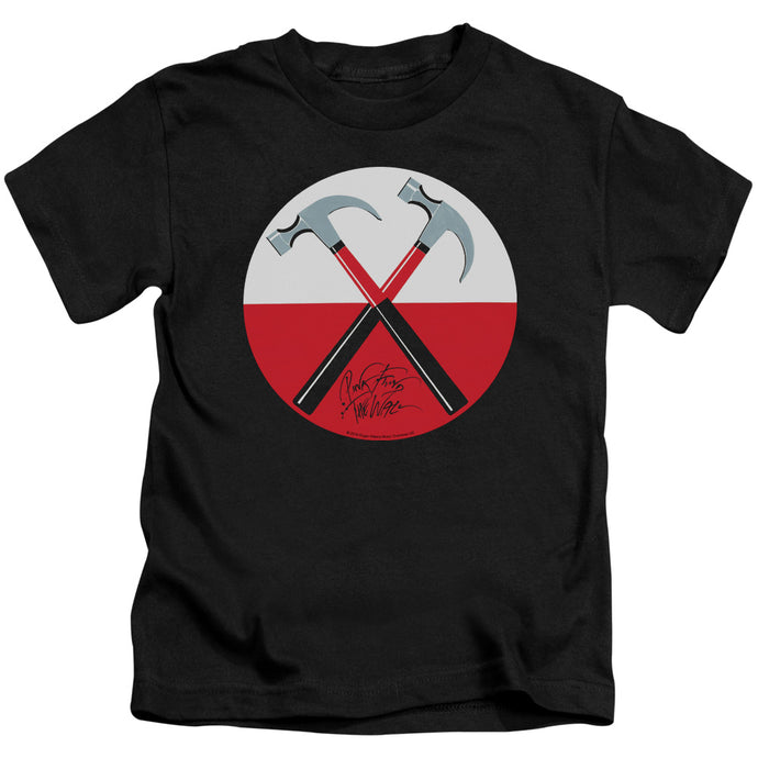 Roger Waters - Hammers Short Sleeve Juvenile 18/1 Tee - Special Holiday Gift