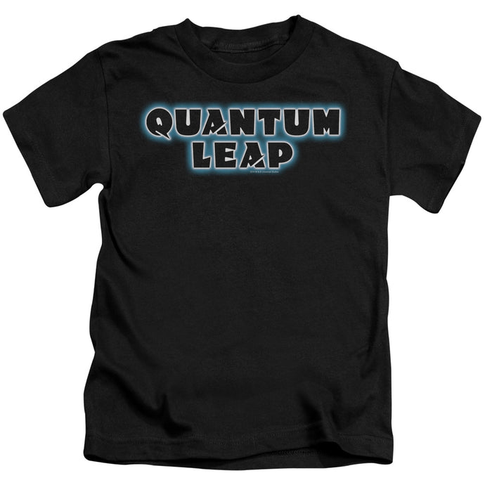 Quantum Leap - Logo Short Sleeve Juvenile 18/1 Tee - Special Holiday Gift
