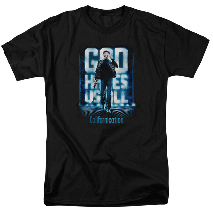 Californication - Hit The Lights Short Sleeve Adult 18/1 Tee - Special Holiday Gift