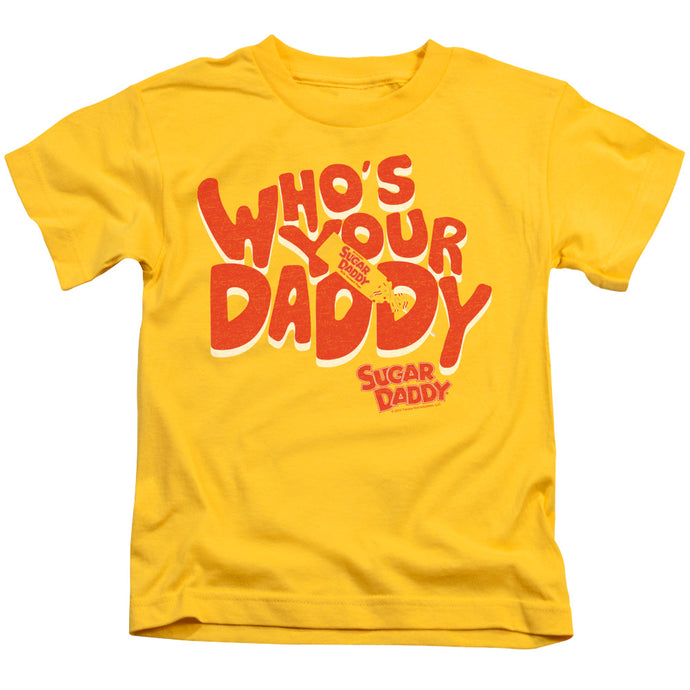 Tootsie Roll - Who's Your Daddy Short Sleeve Juvenile 18/1 Tee - Special Holiday Gift