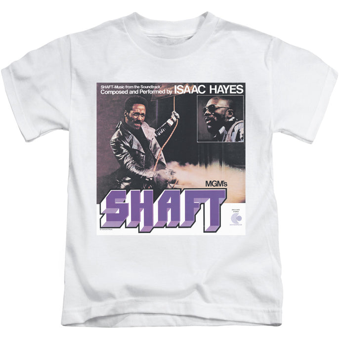 Isaac Hayes - Shaft Short Sleeve Juvenile 18/1 Tee - Special Holiday Gift