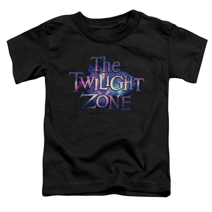 Twilight Zone - Twilight Galaxy Short Sleeve Toddler Tee - Special Holiday Gift