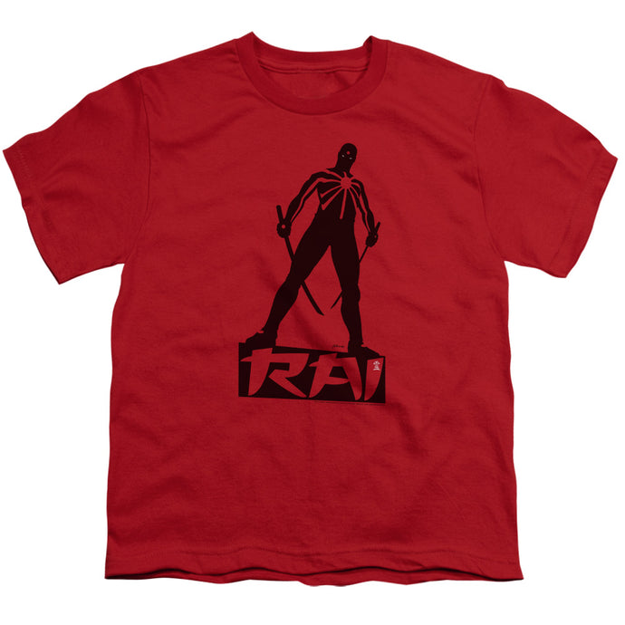 Rai - Silhouette Short Sleeve Youth 18/1 Tee - Special Holiday Gift