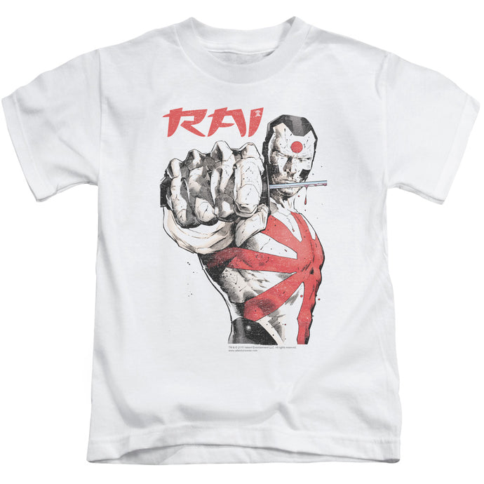 Rai - Sword Drawn Short Sleeve Juvenile 18/1 Tee - Special Holiday Gift