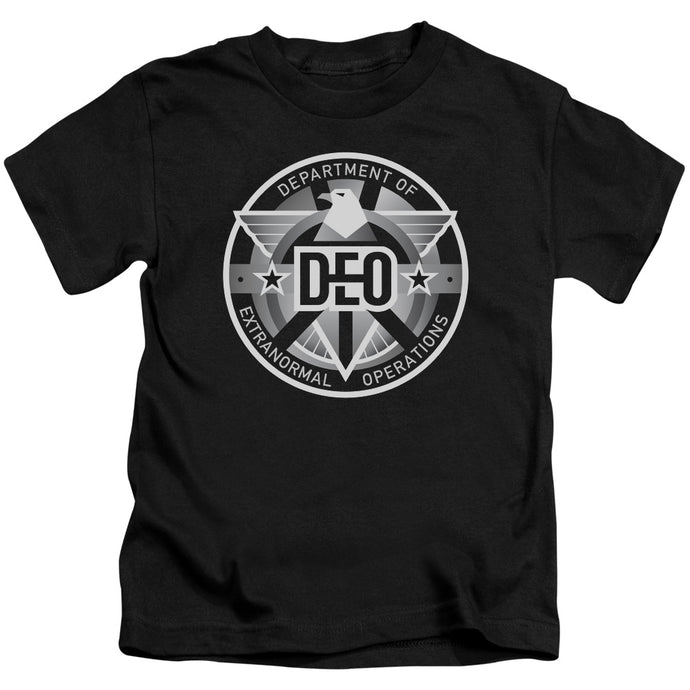 Supergirl - Deo Short Sleeve Juvenile 18/1 Tee - Special Holiday Gift