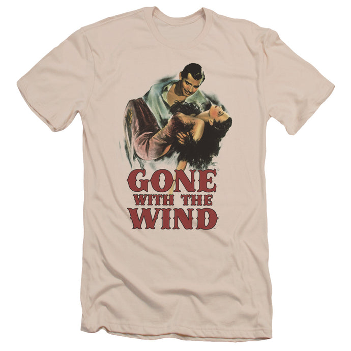 Gone With The Wind - My Hero Short Sleeve Adult 30/1 Tee - Special Holiday Gift