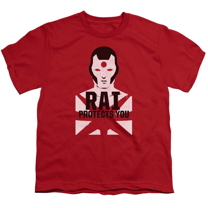 Rai - Protector Short Sleeve Youth 18/1 Tee - Special Holiday Gift