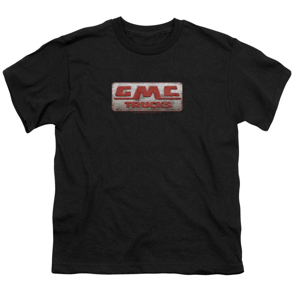 Gmc - Beat Up 1959 Logo Short Sleeve Youth 18/1 Tee - Special Holiday Gift