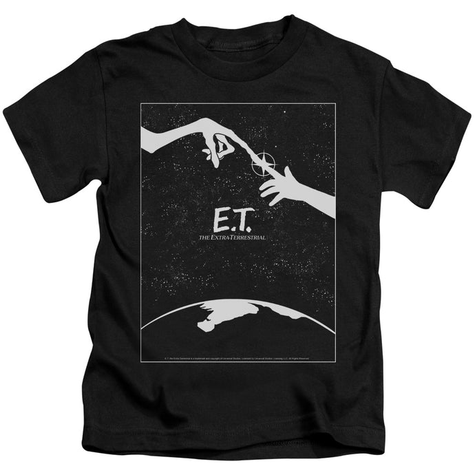 Et - Simple Poster Short Sleeve Juvenile 18/1 Tee - Special Holiday Gift
