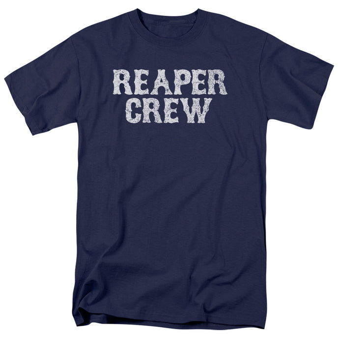 Sons Of Anarchy - Reaper Crew Short Sleeve Adult 18/1 Tee - Special Holiday Gift
