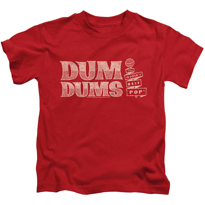 Dum Dums - World's Best Short Sleeve Juvenile 18/1 Tee - Special Holiday Gift