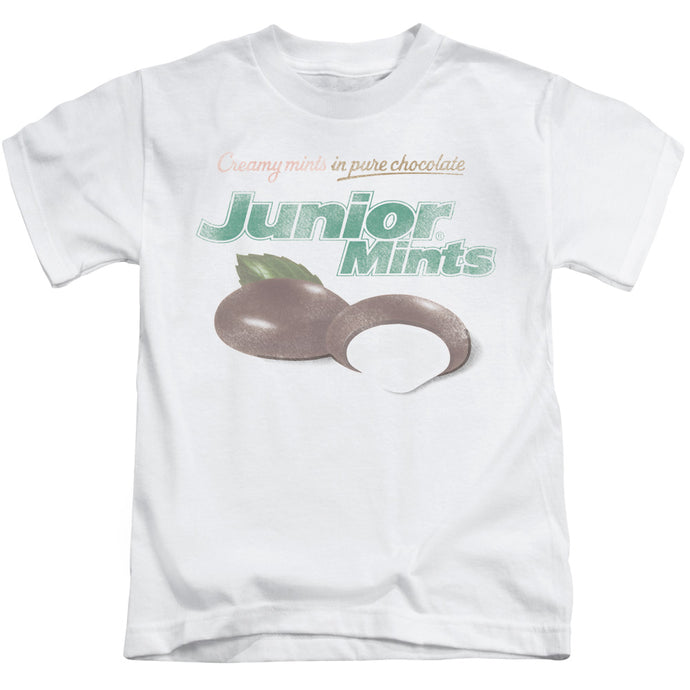 Tootsie Roll - Junior Mints Logo Short Sleeve Juvenile 18/1 Tee - Special Holiday Gift