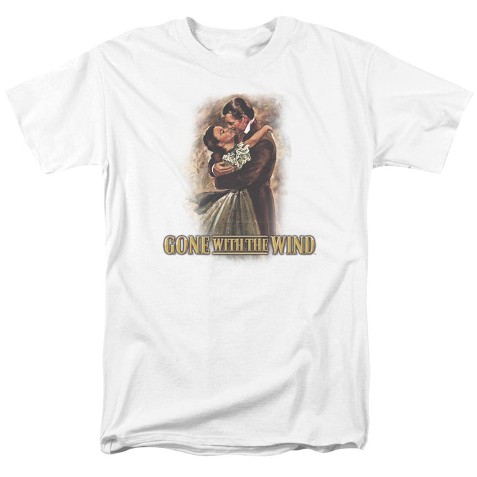 Gone With The Wind - Embrace Short Sleeve Adult 18/1 Tee - Special Holiday Gift