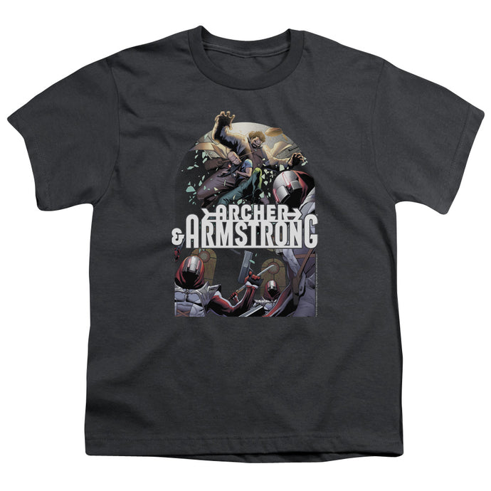 Archer & Armstrong - Dropping In Short Sleeve Youth 18/1 Tee - Special Holiday Gift