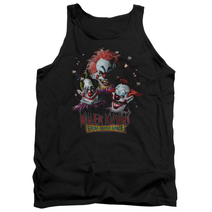 Killer Klowns From Outer Space - Killer Klowns Adult Tank - Special Holiday Gift