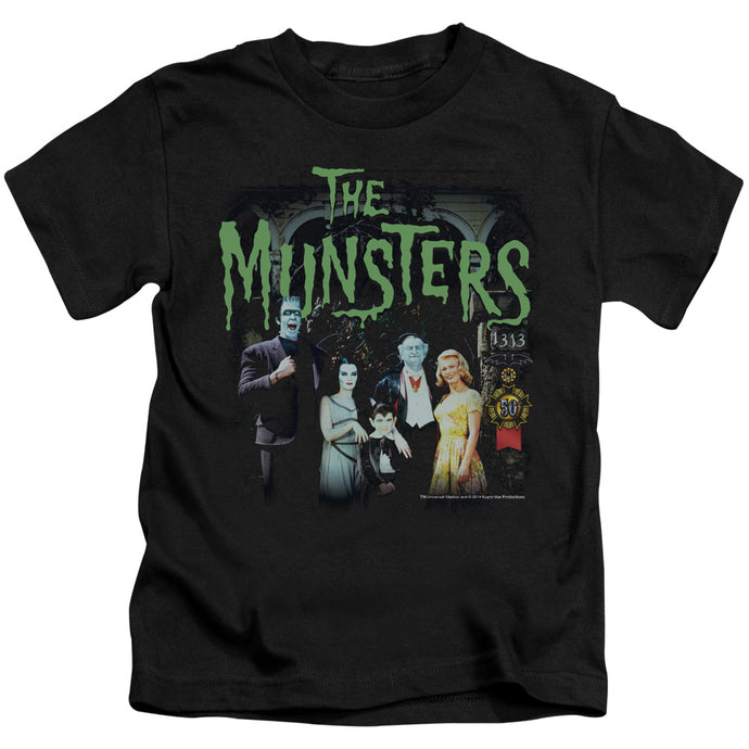 The Munsters - 1313 50 Years Short Sleeve Juvenile 18/1 Tee - Special Holiday Gift