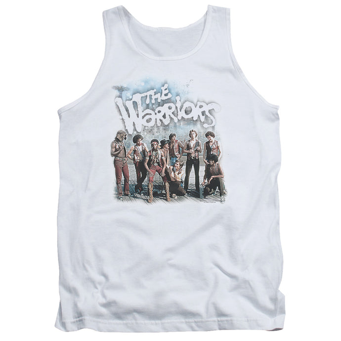 Warriors - Amusement Adult Tank - Special Holiday Gift