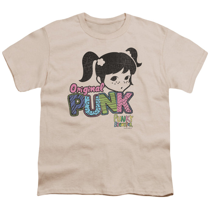 Punky Brewster - Punk Gear Short Sleeve Youth 18/1 Tee - Special Holiday Gift
