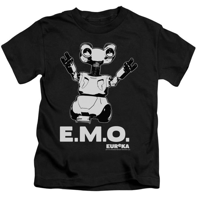 Eureka - Emo Short Sleeve Juvenile 18/1 Tee - Special Holiday Gift