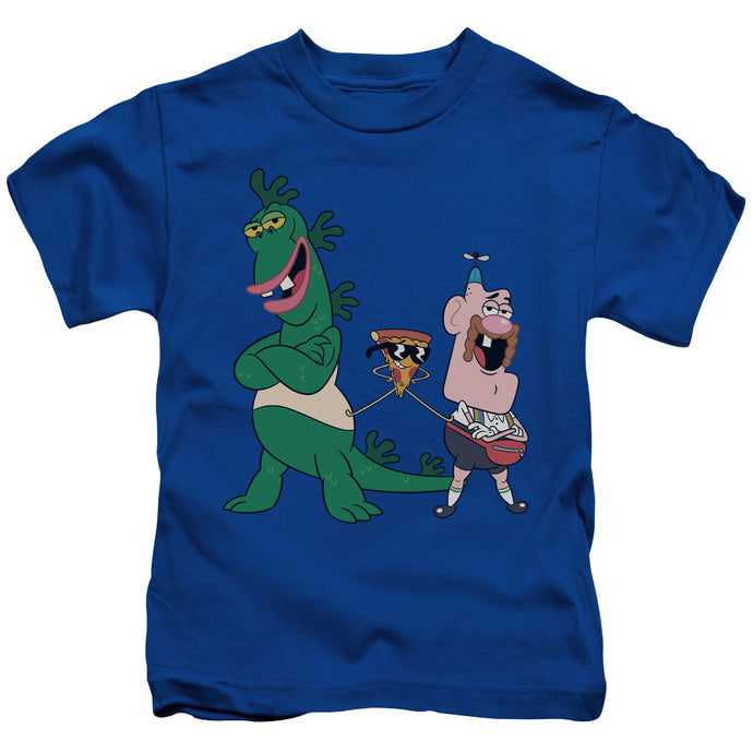 Uncle Grandpa - The Guys Short Sleeve Juvenile 18/1 Tee - Special Holiday Gift