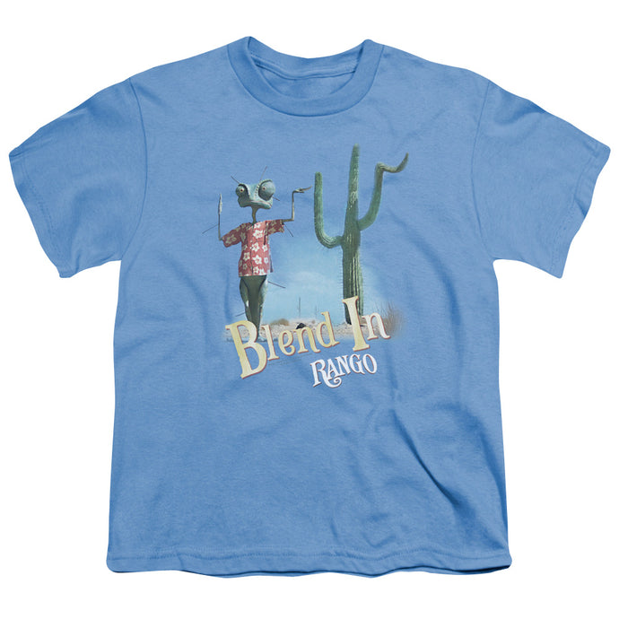 Rango - Blend In Short Sleeve Youth 18/1 Tee - Special Holiday Gift