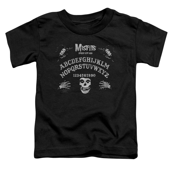 Misfits - Ouija Board Short Sleeve Toddler Tee - Special Holiday Gift