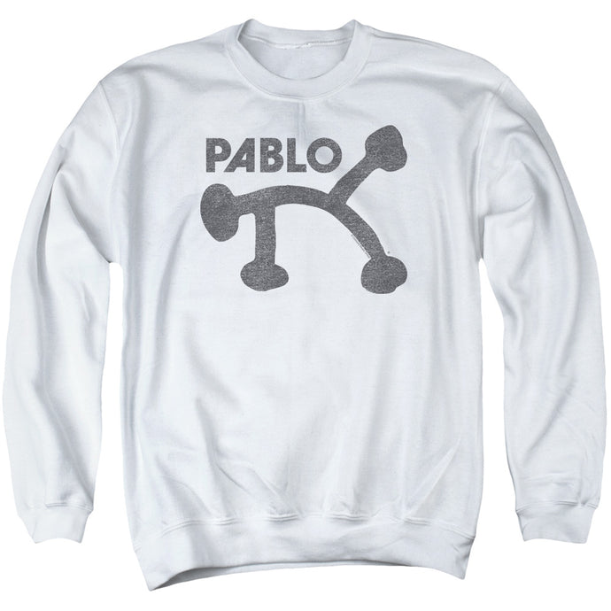 Pablo - Retro Pablo Adult Crewneck Sweatshirt - Special Holiday Gift