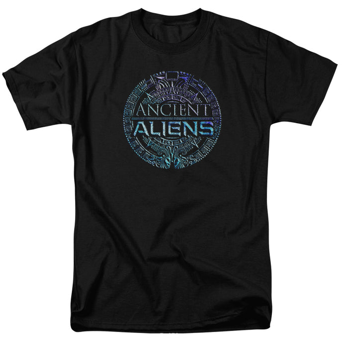 Ancient Aliens - Symbol Logo Short Sleeve Adult 18/1 Tee - Special Holiday Gift