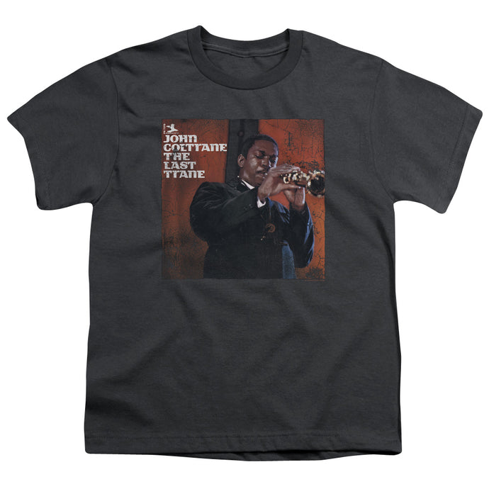 John Coltrane - Last Trane Short Sleeve Youth 18/1 Tee - Special Holiday Gift