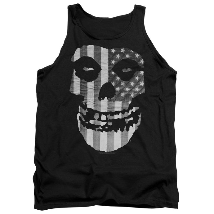 Misfits - Fiend Flag Adult Tank - Special Holiday Gift