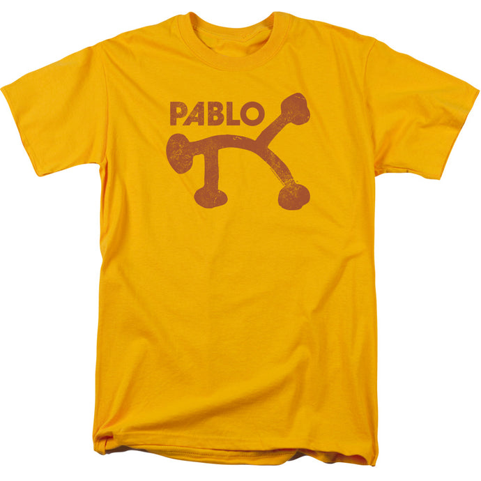 Pablo - Pablo Distress Short Sleeve Adult 18/1 Tee - Special Holiday Gift