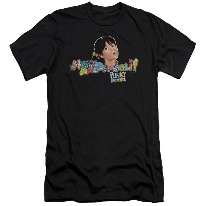 Punky Brewster - Holy Mac A Noli Premium Canvas Adult Slim Fit 30/1 - Special Holiday Gift