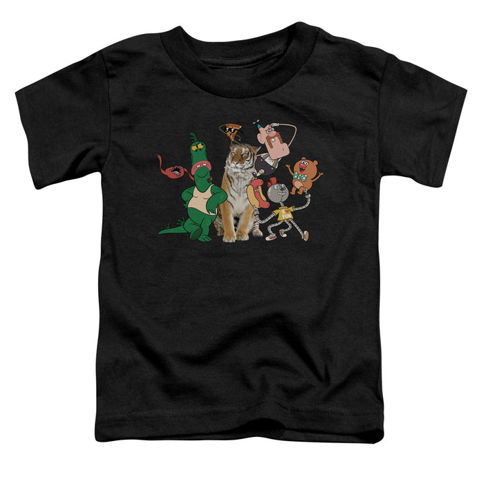 Uncle Grandpa - Group Short Sleeve Toddler Tee - Special Holiday Gift