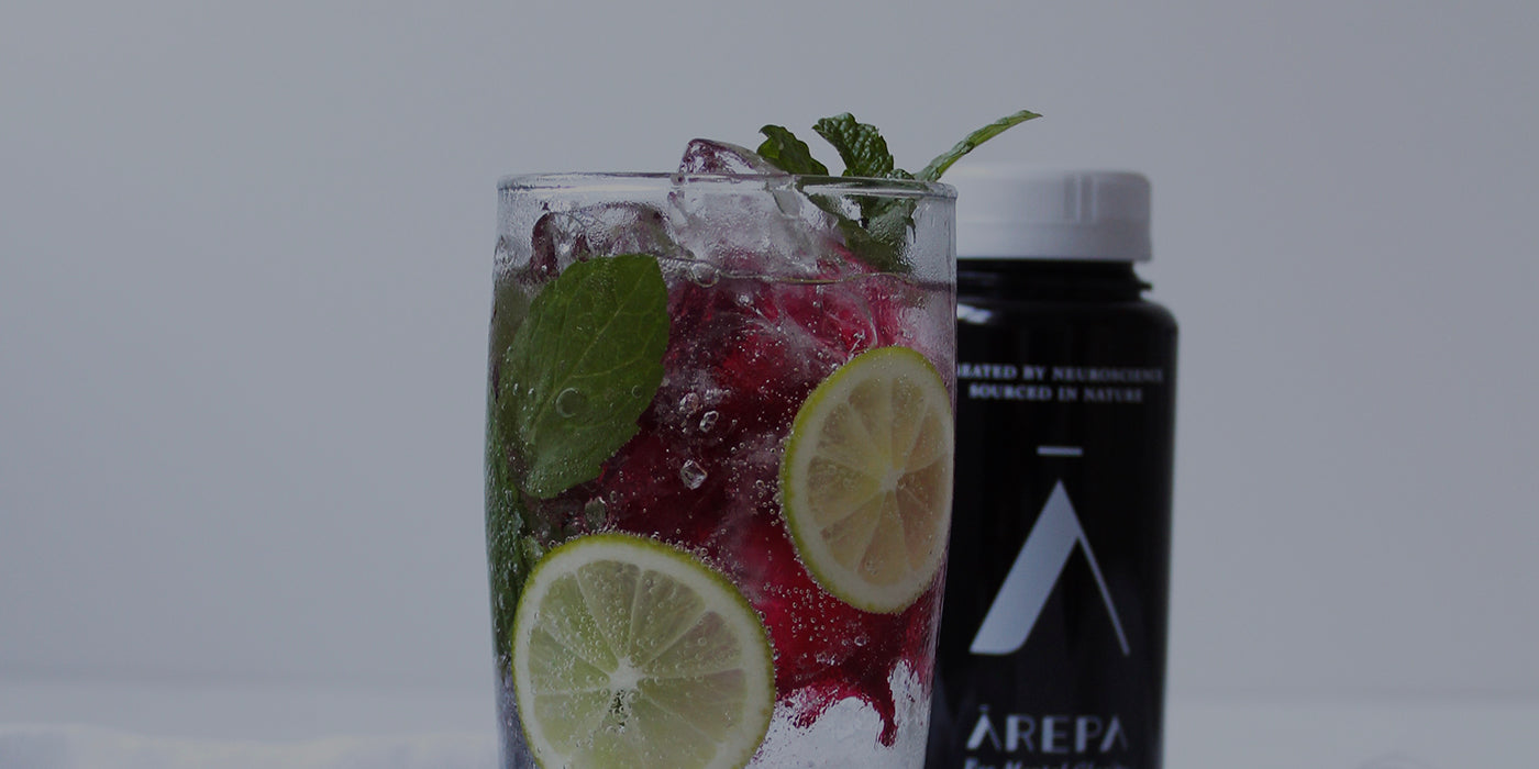 Arepa Alcohol Free Mojito Recipe