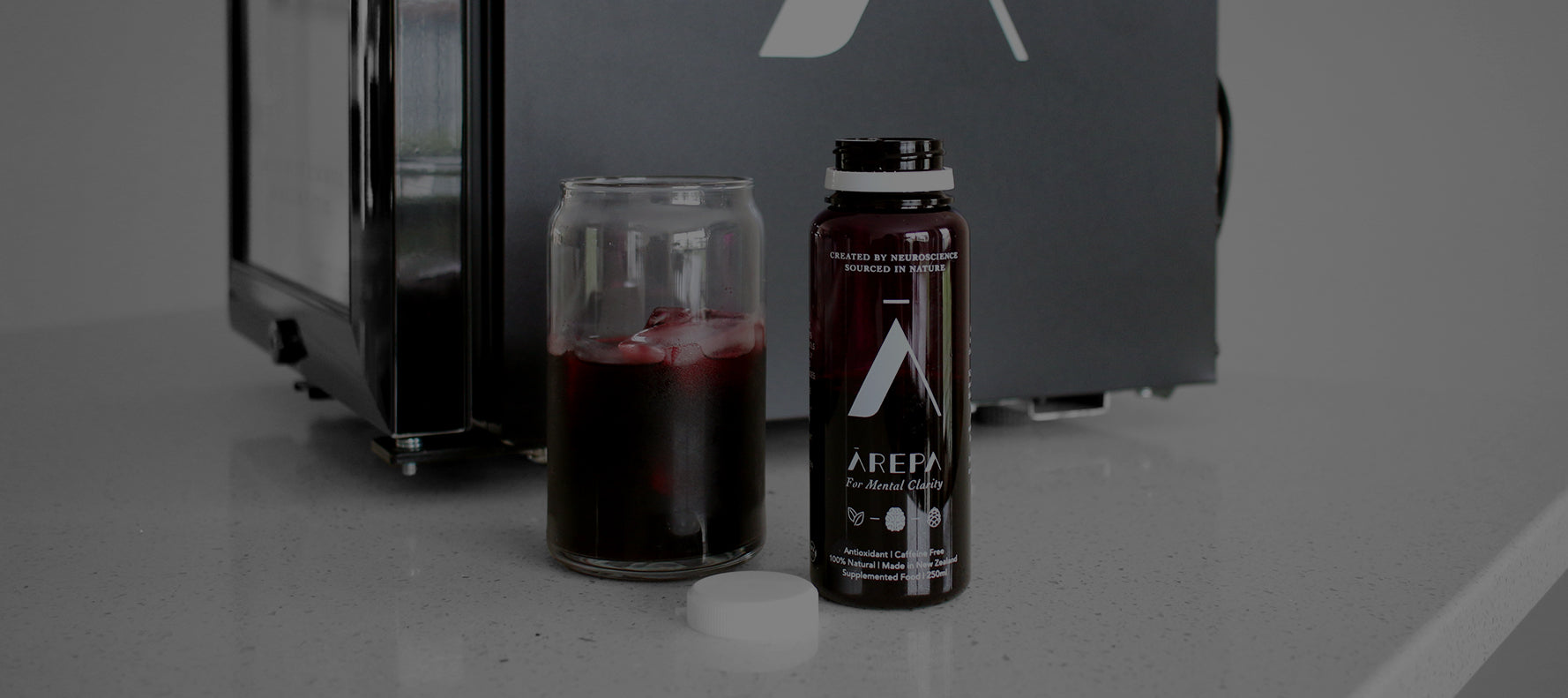 Drink Arepa | Nootropics NZ | Contact