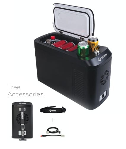 FREE ACCESSORIES WITH EVERY ROADIE 15L