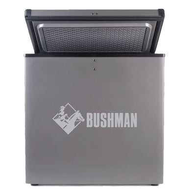 Bushman 3 Way XD70 70L Chest Fridge 3-Way LPG