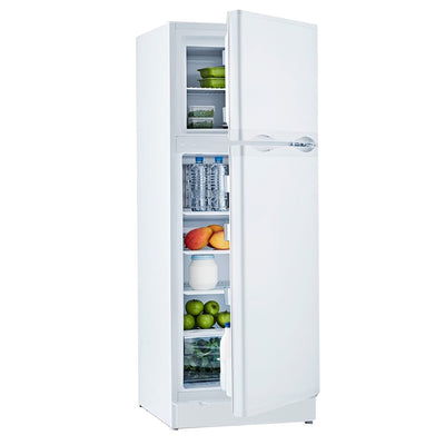 Bushman XCD280-W 280L Fridge / Freezer 2-Way LPG