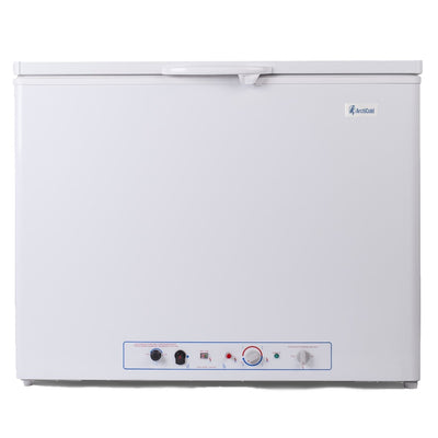 Bushman XD180 180L Chest Freezer 2-Way LPG